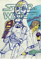 star wars comic alternative cover