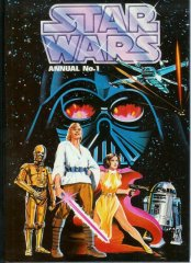 star wars Annual number 1 1978
