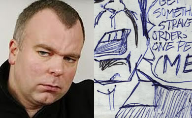 han solo played by steve pemberton