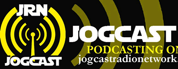 Jogcast radio network logo