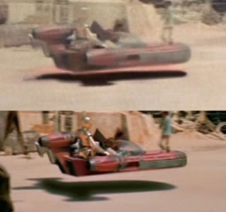 landspeeder shadow