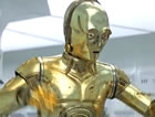 Threepio in the tantive's corridor
