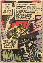 panel of the 1977 marvel star wars comic