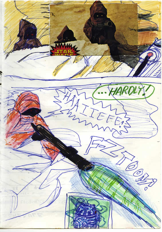 029: Artoo Gets Zapped!