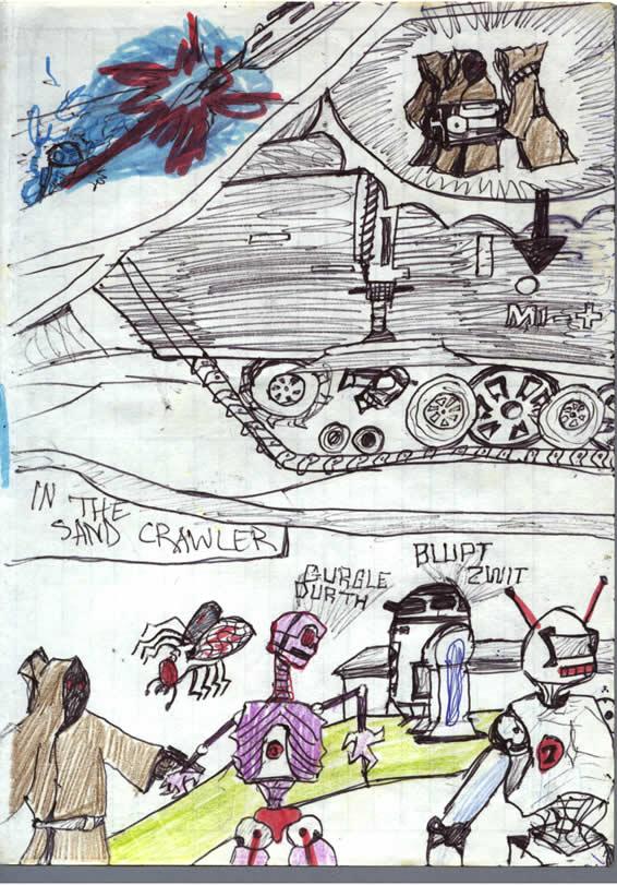 031: In the Sandcrawler – 2