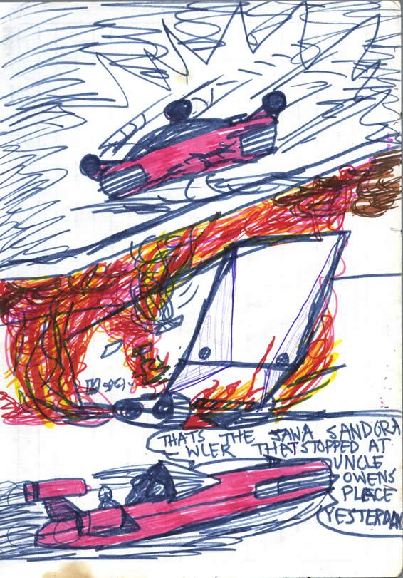 055: Burning Sandcrawler