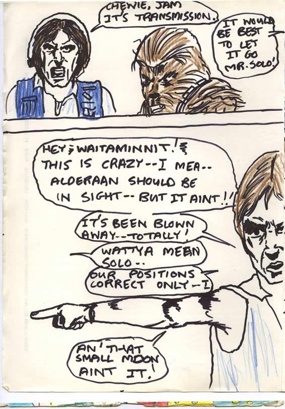 """087: """"Chewie, jam its transmission!"""""""