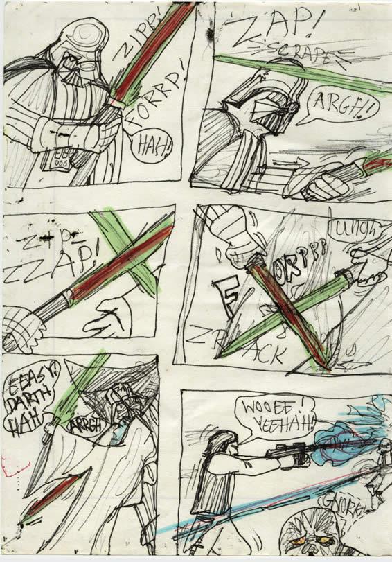 149: Kenobi vs Vader!