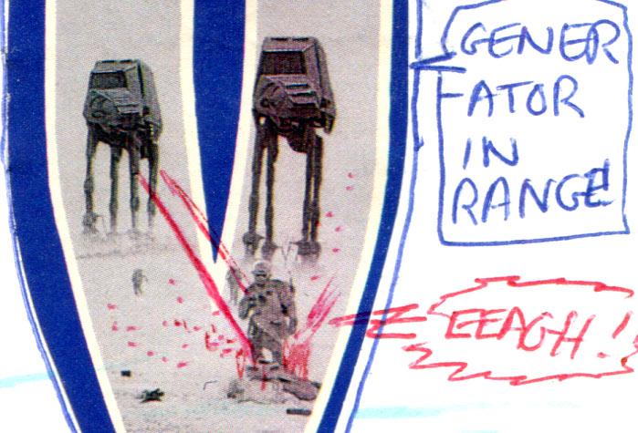 empire strikes back alphabet sticker