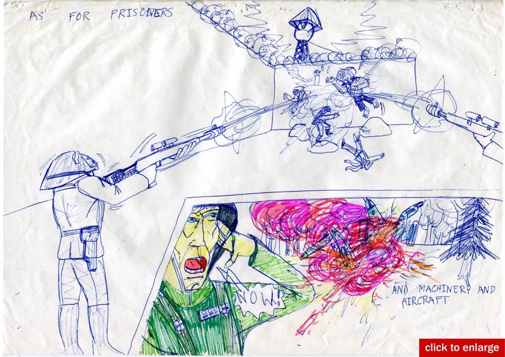 12: Imperials kill the Rebel Prisoners