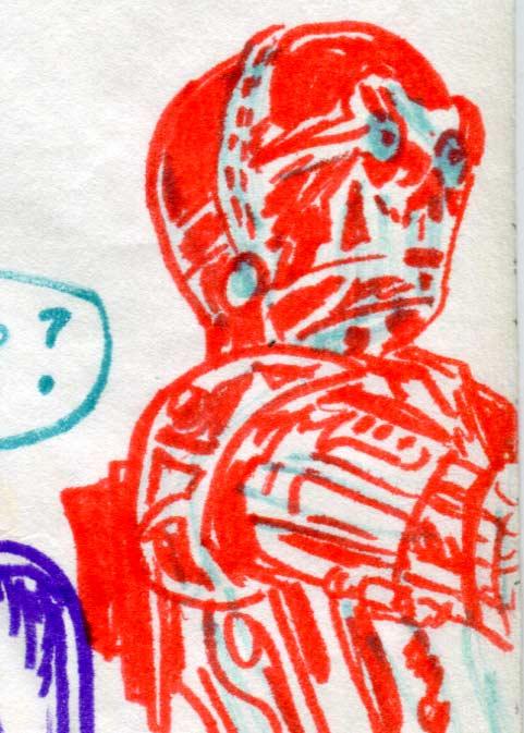 see threepio c-3po—kids' star wars comic page image detail